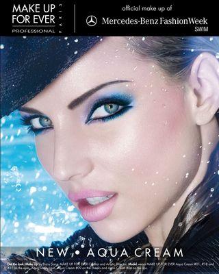 Fashion Week Swim - Aqua Cream
