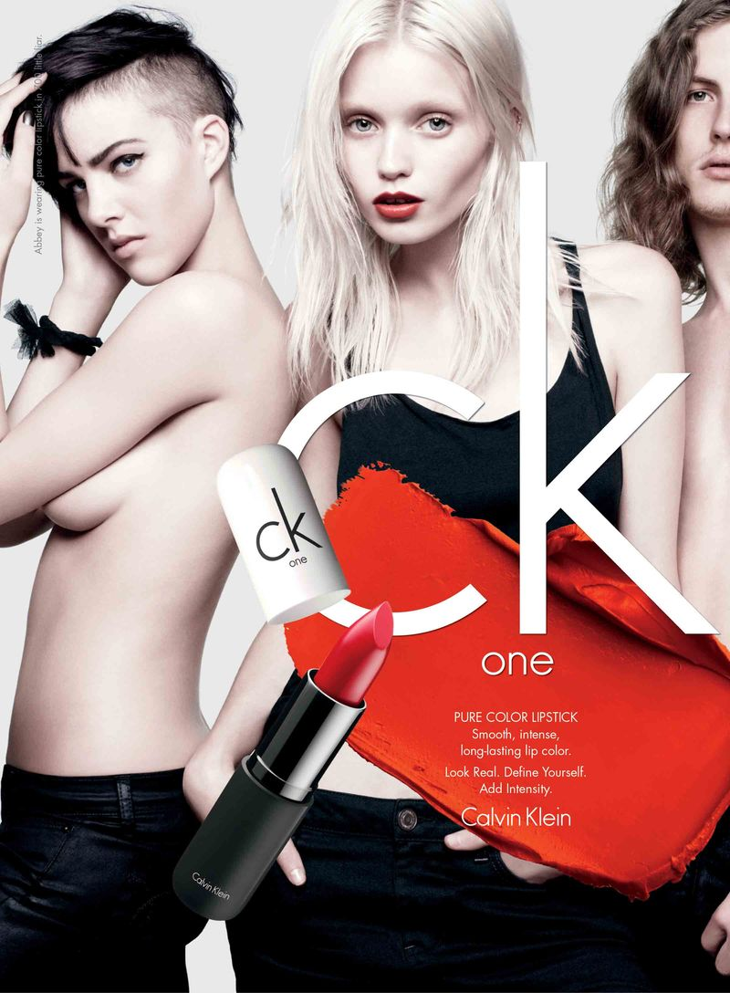 Ck one cosmetic single s12 lips