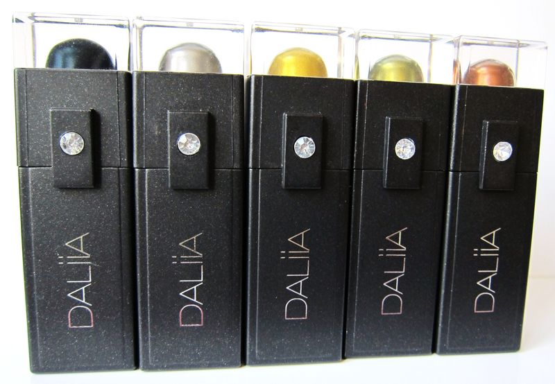 5 Elemental Colors DALiiA EYELINER IMG_0219