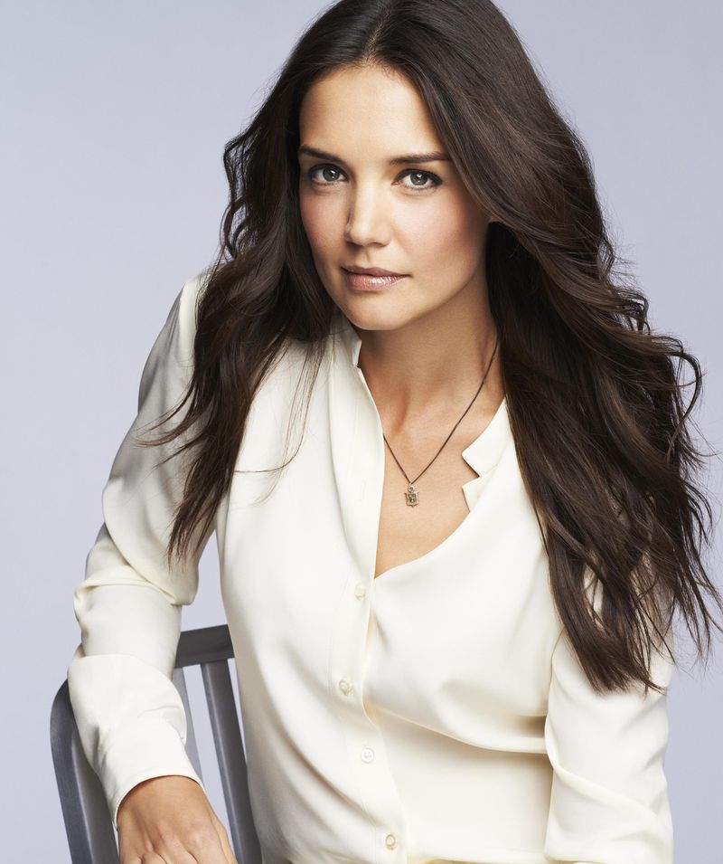 Katie Holmes Press Photo