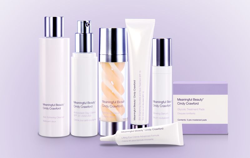 Meaingful Beauty New Advanced 5-piece set with bonus